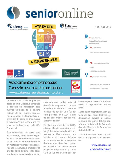 Visualizar Newsletter en formato WEB